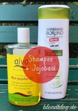Shampoo Mit Jojobaöl Mischen Jojobaöl Eignet Sich Optimal Um Es
