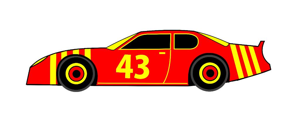 Number Clipart Race Car Clipart Transparent 757 54kb 6500x2555 Racing Car Images Clip Art Toy Car