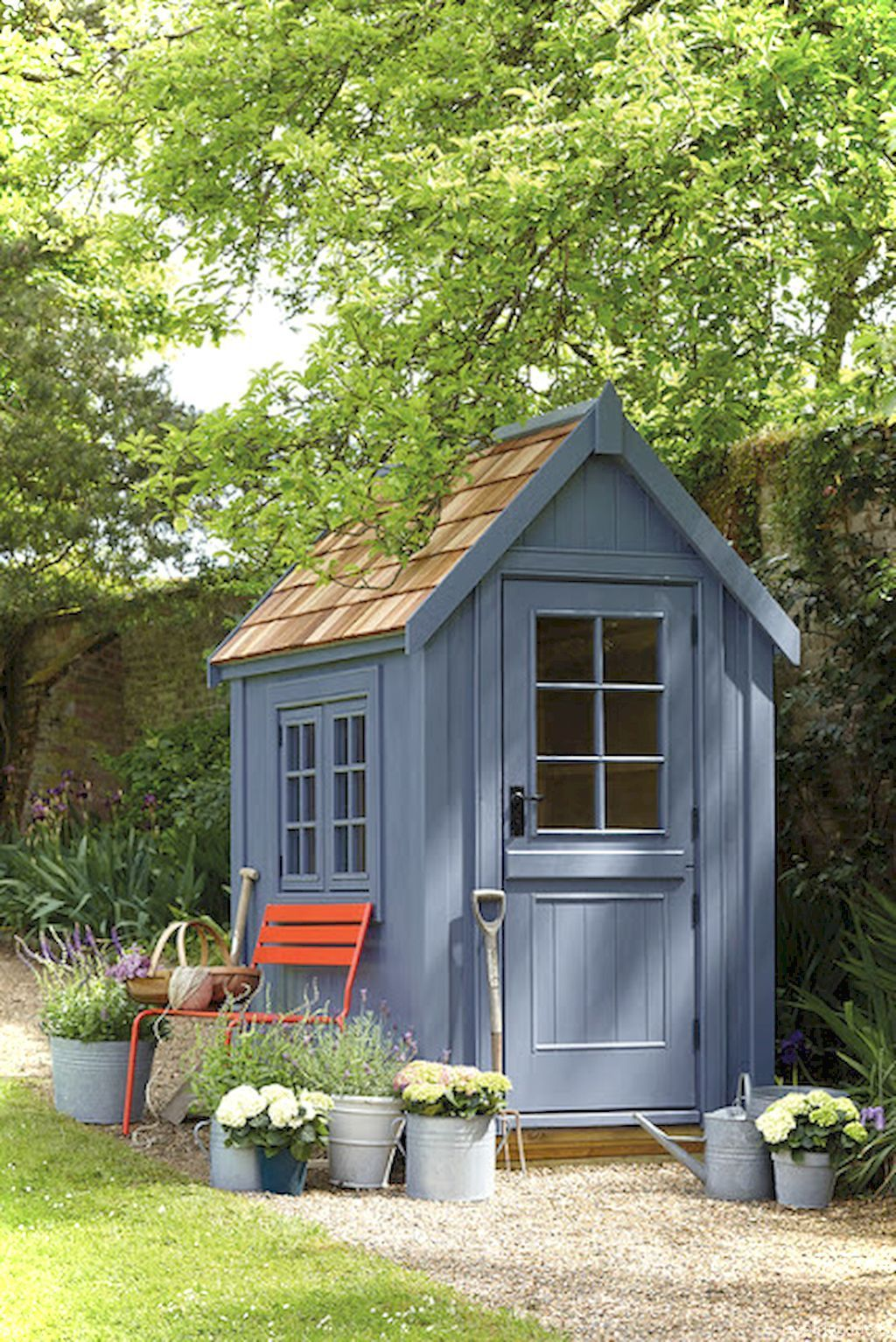 Gorgeous 50 Clever Garden Shed Storage Ideas https://roomaniac.com ...