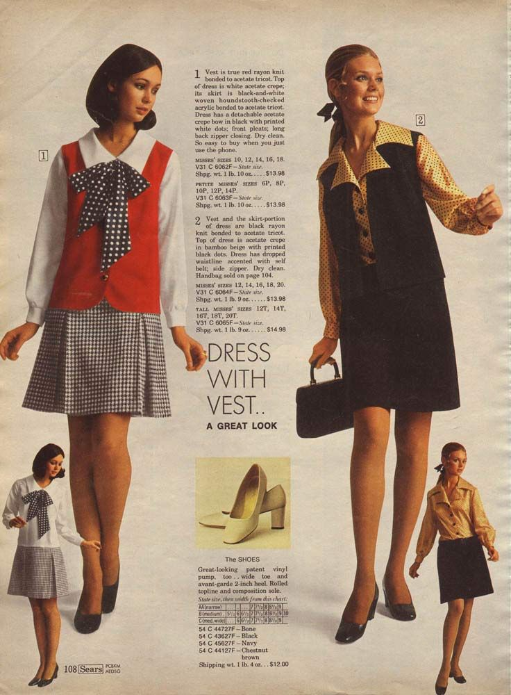 1960s Fashion for Women & Girls | Styles, Trends & Photos ...
