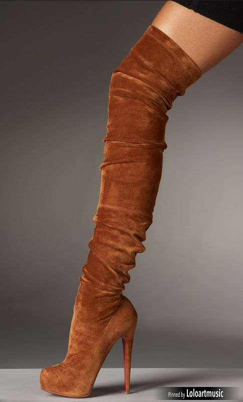 Christian Louboutin boots | Boots, Christian louboutin boots