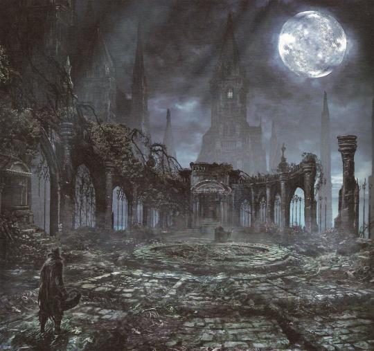 Candlemaiden Bloodborne Art Bloodborne Concept Art Dark Fantasy Art