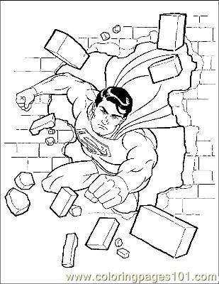 Free Marvel Coloring Pages Free Printable Coloring Page Superman32