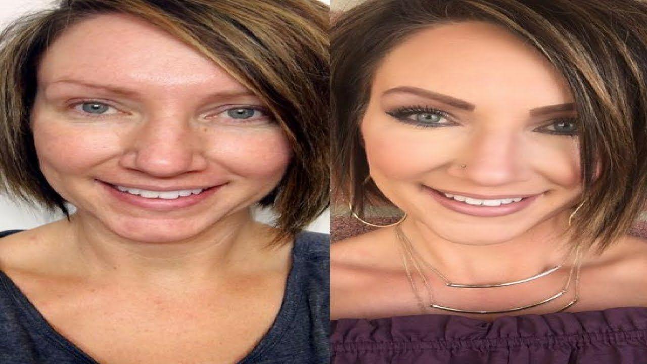 Transformations New Makeup Tutorials Compilation Makeup