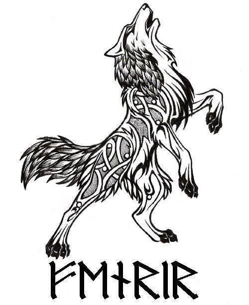 Vaettir Google Leit Norse Tattoo Nordic Tattoo Norse Mythology