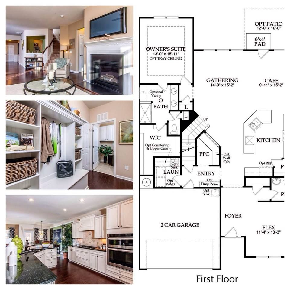 Stonebrook Homes Offer Large Bedrooms Walkin Closet Space The - Pulte homes design center