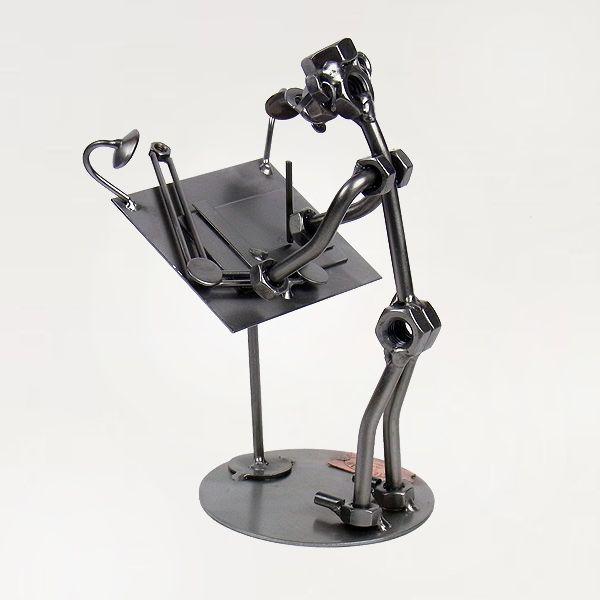unique architect gifts - architectural statue office decor