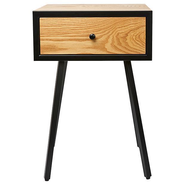 Studio Side Table Black Target Australia