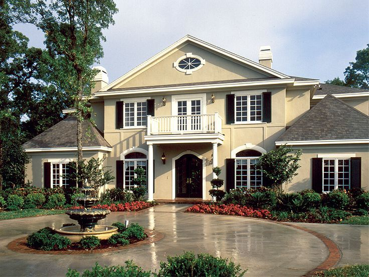 neat house/floor plan | Home Sweet (Dream) Home | Pinterest ...