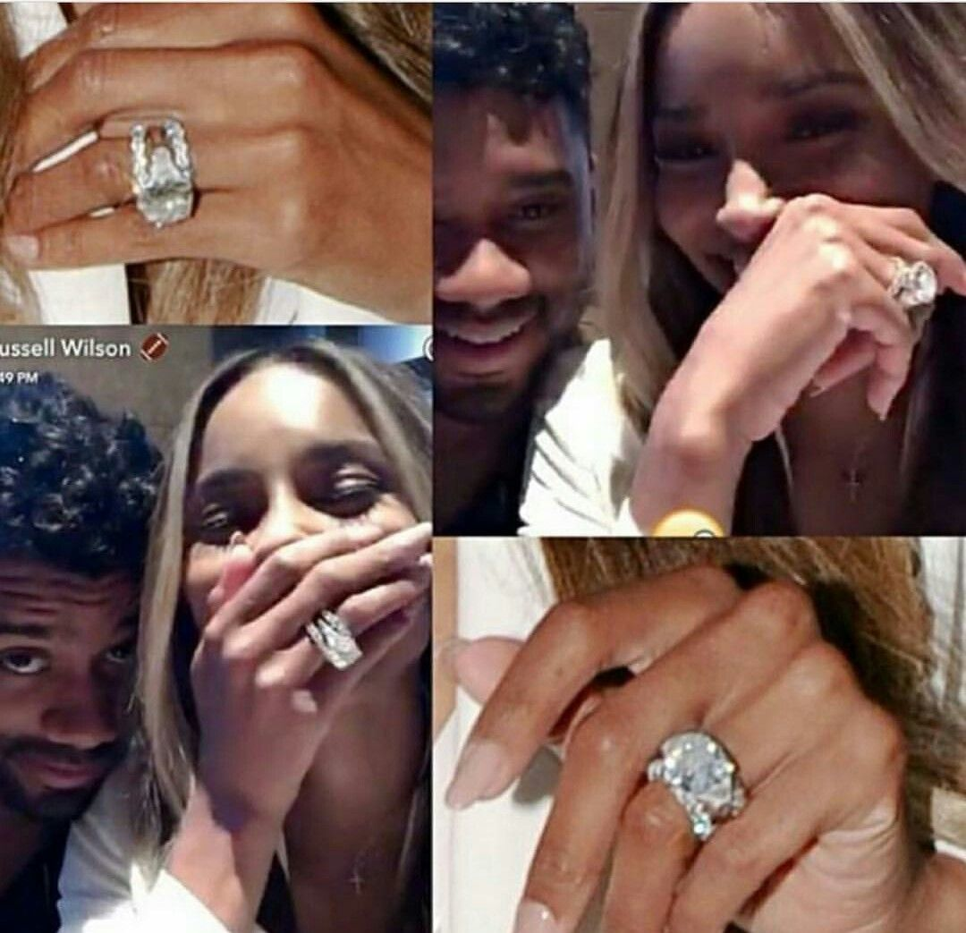 e9897d9377cc6 Ciara / Russell wilson | The Amazing WoW Factor | Ciara, russell ...