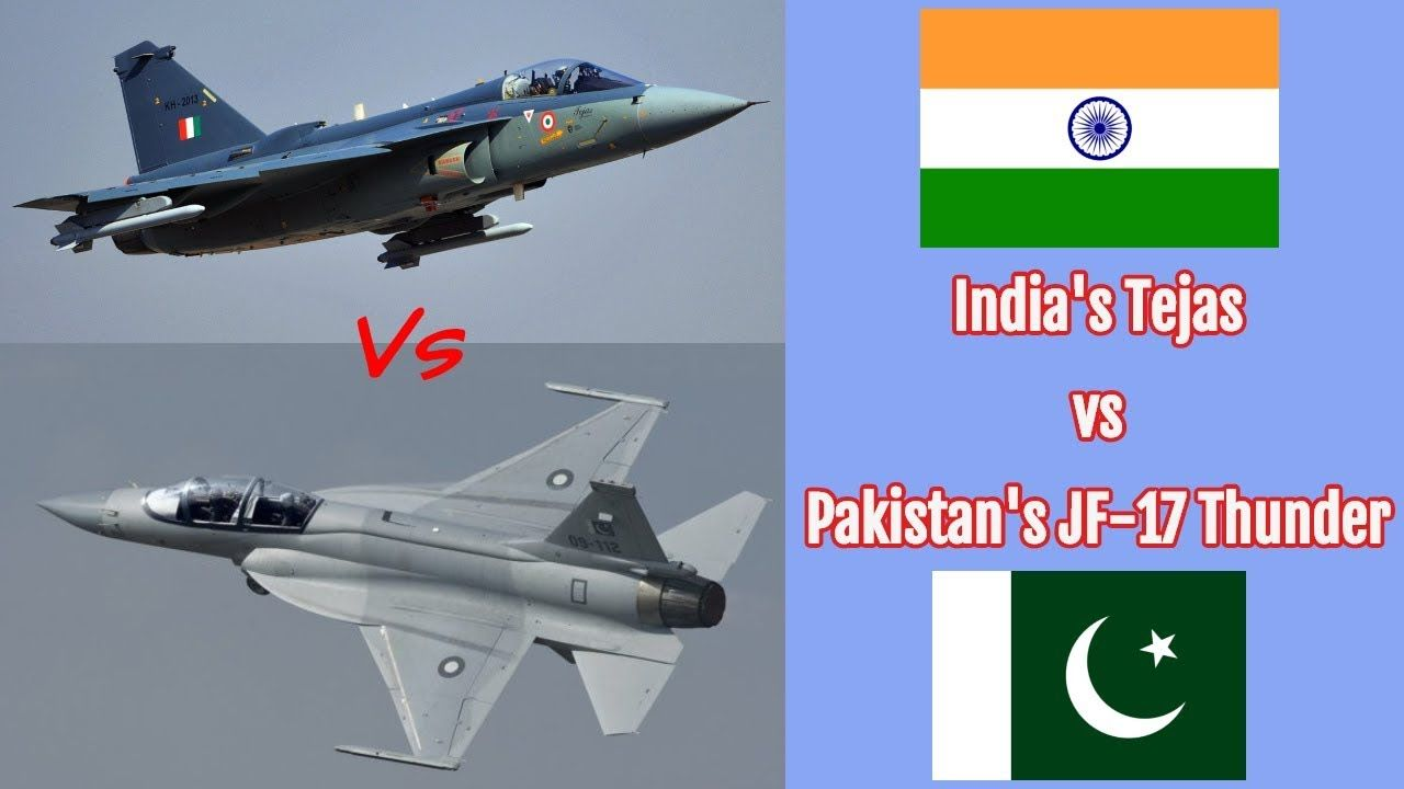 India's Tejas versus Pakistan's JF-17 - Which One Is Better