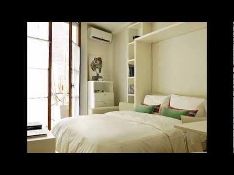 Decoracion monoambiente ideas dormitorios fotos de for Amoblamientos para dormitorios