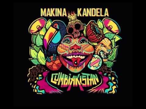 CUMBIAKISTÁN -  Mákina Kandela (Full Album) - YouTube