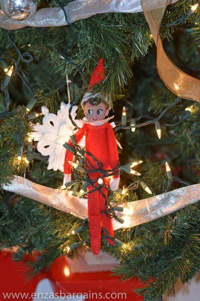 Elf on the Shelf Family Dollar Ideas - HUGE LIST of Ideas