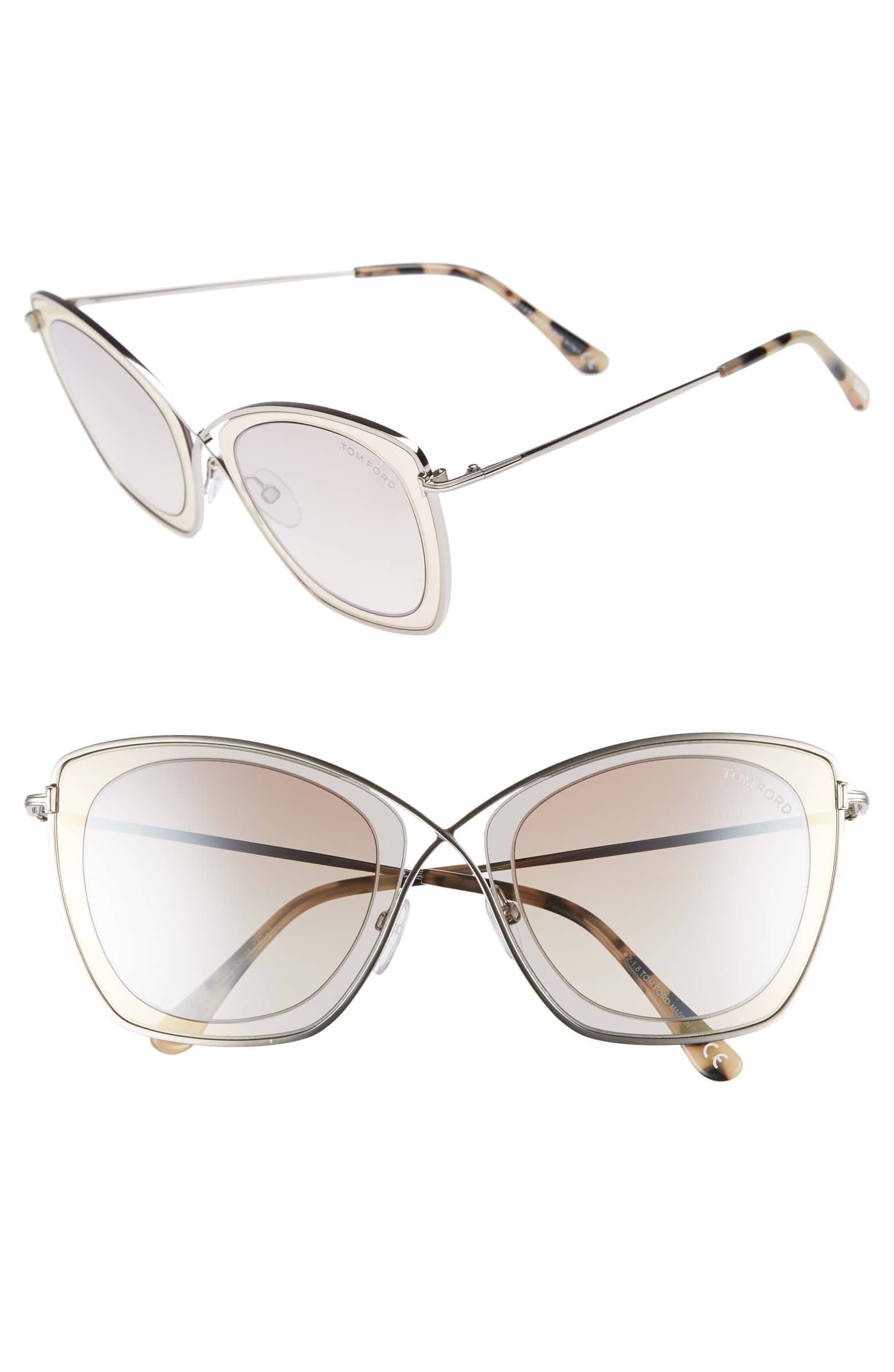 052c7faa41 India 53mm Butterfly Sunglasses