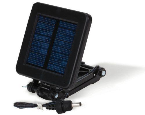 Moultrie 6 Volt Deluxe Solar Panel Http Www Amazon Com Dp B001vmx5j4 Ref Cm Sw R Pi Awdm Pqajwb1syv190 Solar Panels Solar Moultrie