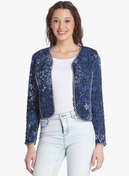 Vero Moda Knitted Bolero Women Blue Clearance Great Deals 2018 New Cheap Online Clearance Reliable Release Dates Online WI3wza9