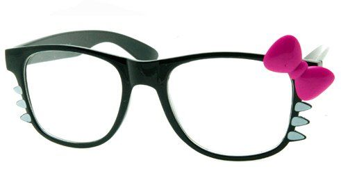 d763a3184ed9 eyeglass frames with kitties - Google Search | Glasses of ...