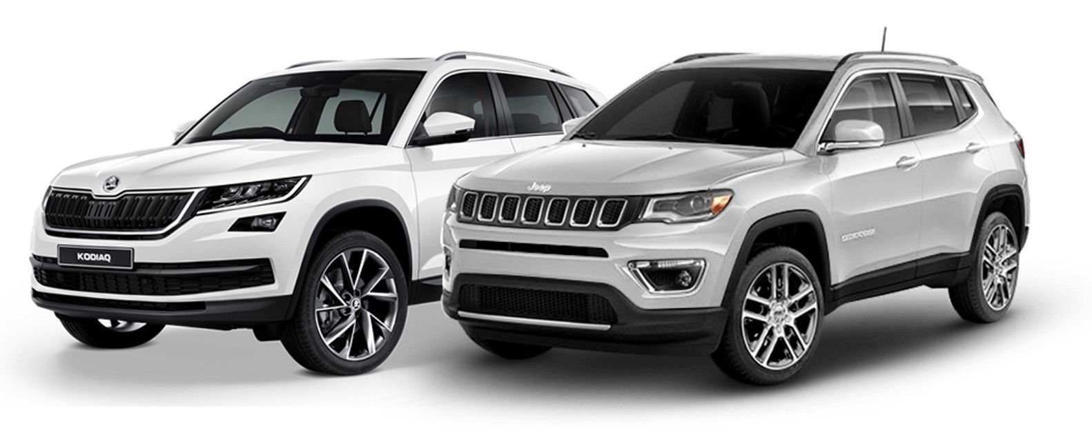 מפוארת Skoda Kodiaq vs Jeep Compass: Specs Comparison | Car Comparision WR-16
