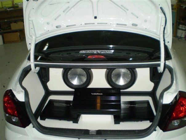 Installing A Subwoofer In A Ve Commodore