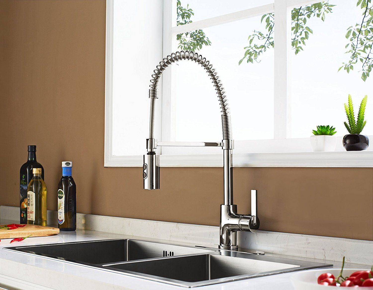 Best Modern Kitchen Faucets Top Picks And Comparison Chart 2021 Cheap Kitchen Faucets Modern Kitchen Faucet Kitchen Faucet