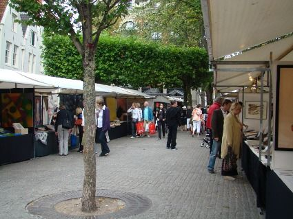 Art Plein Spui  Outdoor Art Market  Sundays only - 10am to 6pm