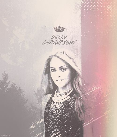delly cartwright hunger games