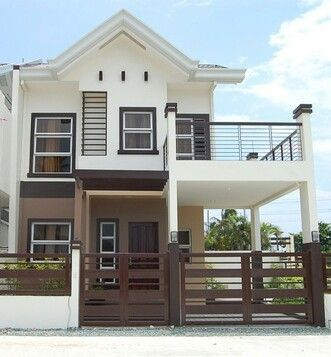 Modern House Philippines House Design 2 Storey House Design