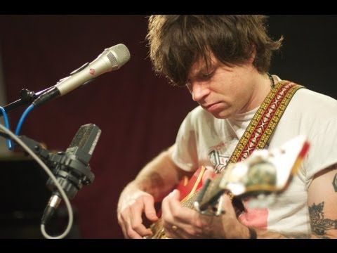 """Ryan Adams - """"My Winding Wheel' (Live at WFUV)   {Or better still be my winding wheel  Cause I feel just like a map  Without a single place to go of interest  And I'm further North than South}"""