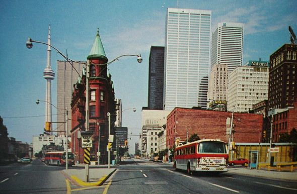 By the late 70's Toronto was firmly a world-class city.