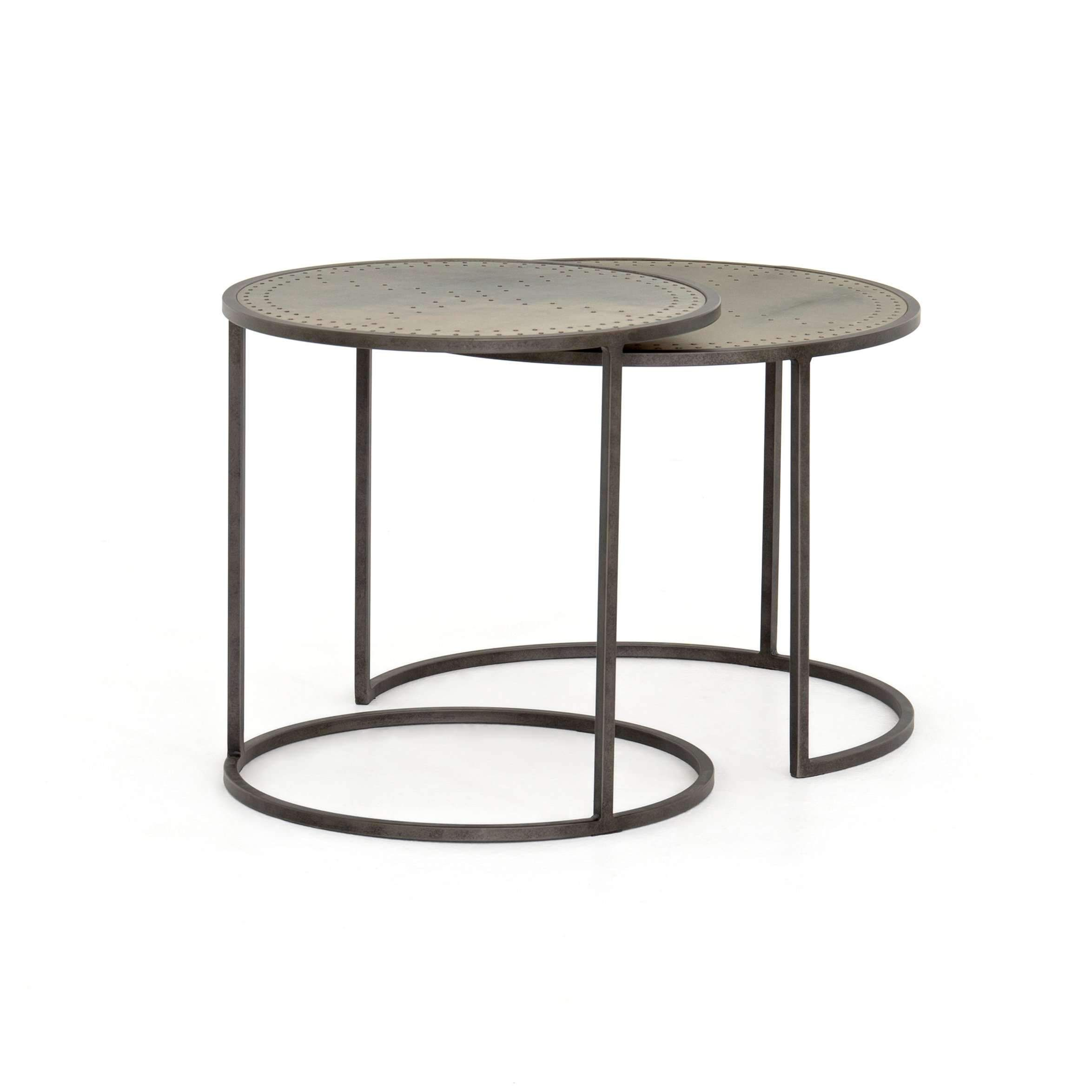 Catalina Nesting Side Tables Nesting End Tables Nesting Tables Side Table
