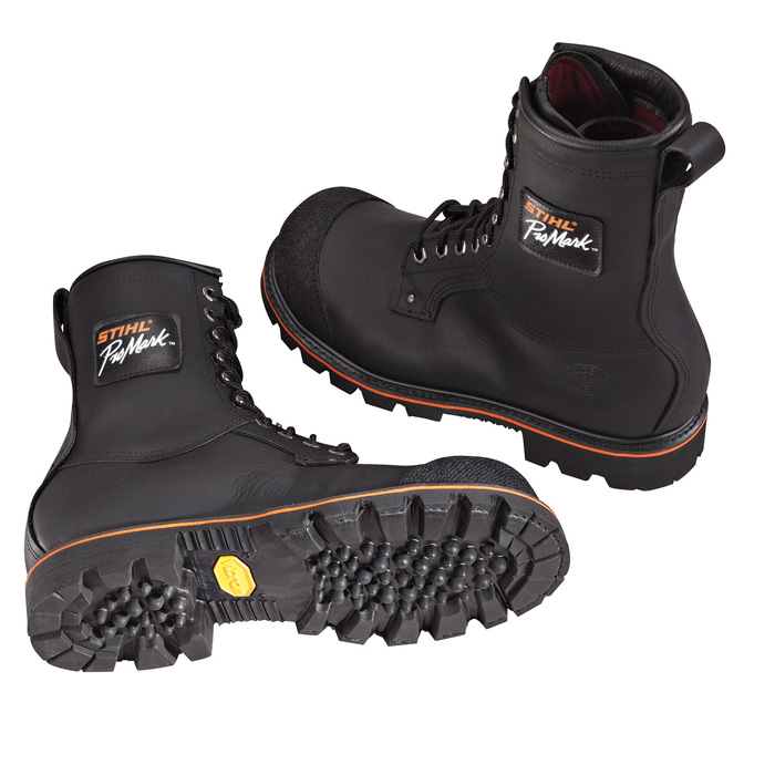 Stihl Pro Mark Professional Chainsaw Boots Authorized