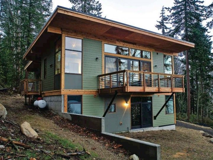 Backyard Cottage Prefab Design House Plan Affordable: 20 Of The Most Beautiful Prefab Cabin Designs
