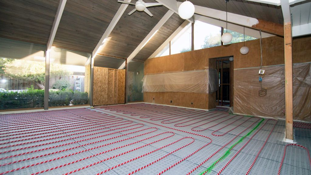How much does radiant floor heating costand how much will