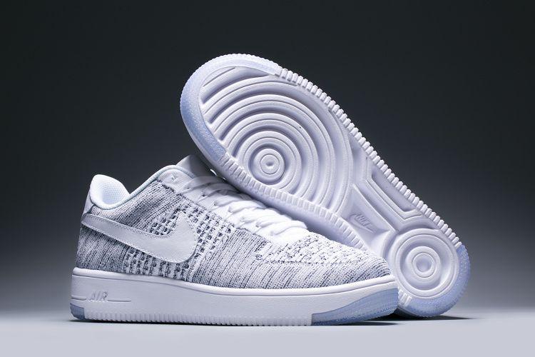 best service 4de08 4f107 Nike Air Force 1 Ultra flyknit Low Women's Shoes White Light ...