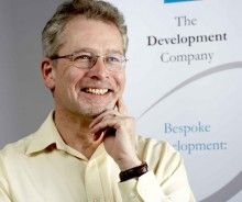 Adrian Green, founder of The Development Company.