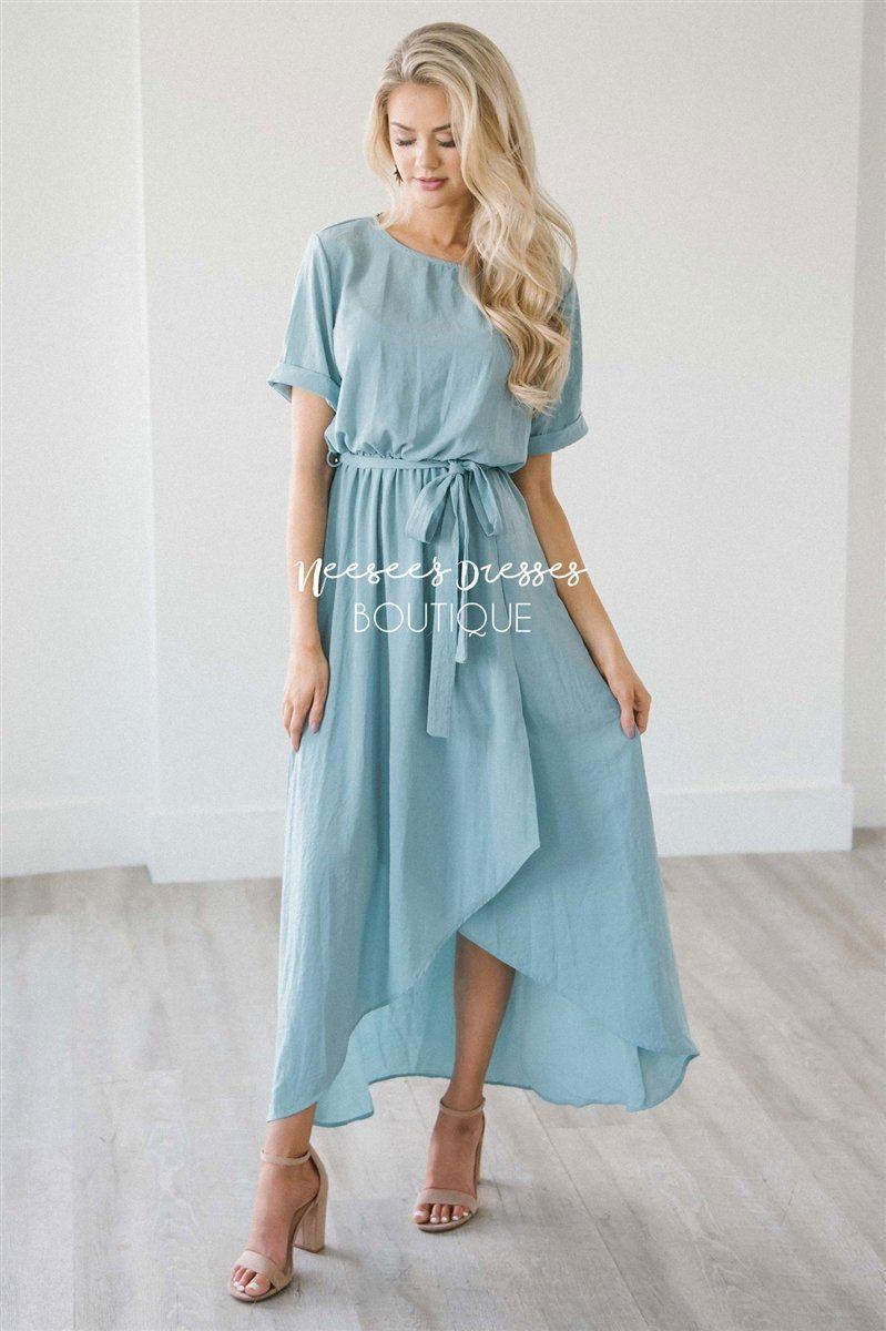 4f438725c3 Where To Buy Modest Church Dresses