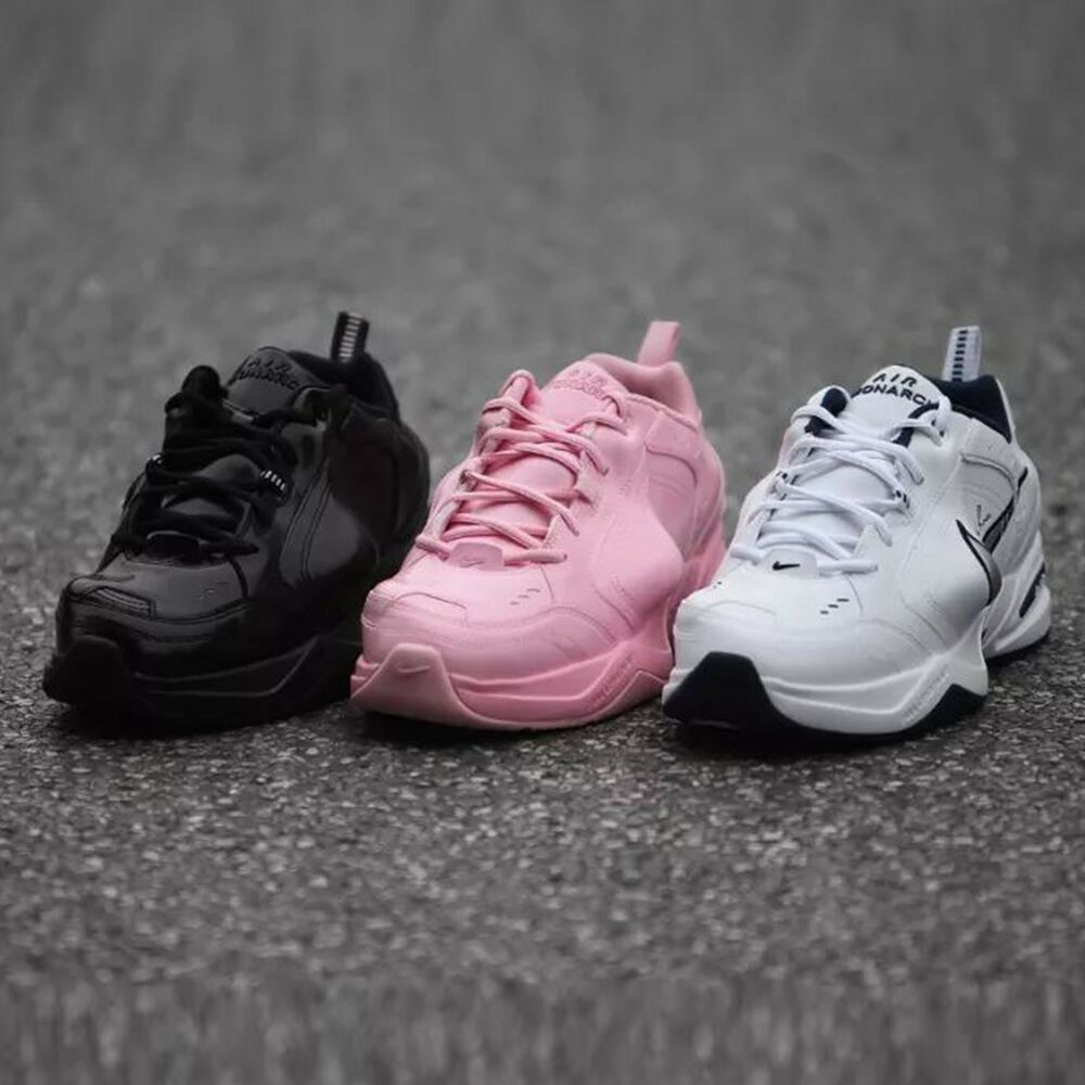 clima Relajante capitalismo  Martine Rose x Nike Air Monarch IV 4 Mens Womens Chunky Dad Shoes Sneaker  Pick 1 #fashion #clothing #shoes #accessor… | Atheletic shoes, Nike air  monarch, Dad shoes