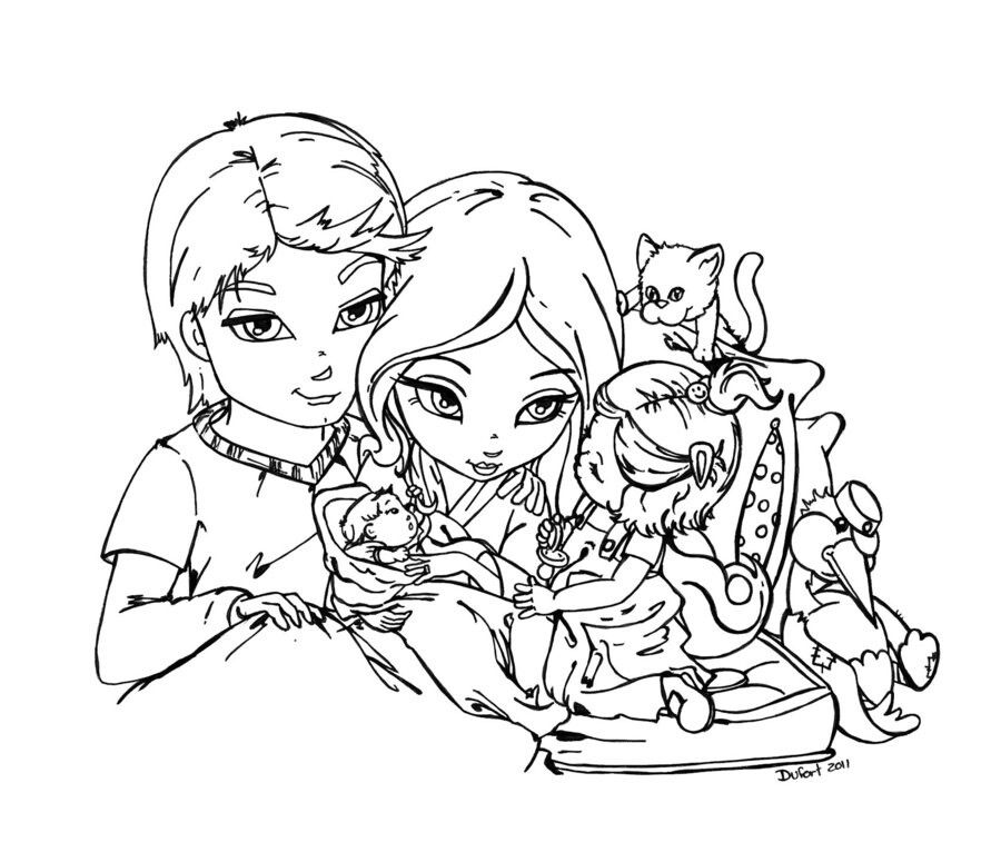 jade dragonne coloring page coloring book baby