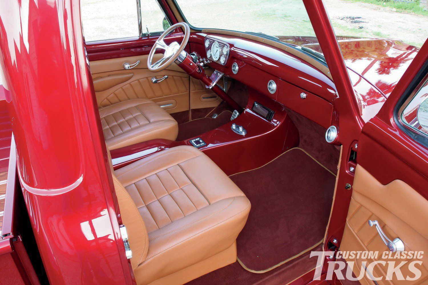 Image Result For 1954 Ford Truck Interior Pinterest F100 Pick Up