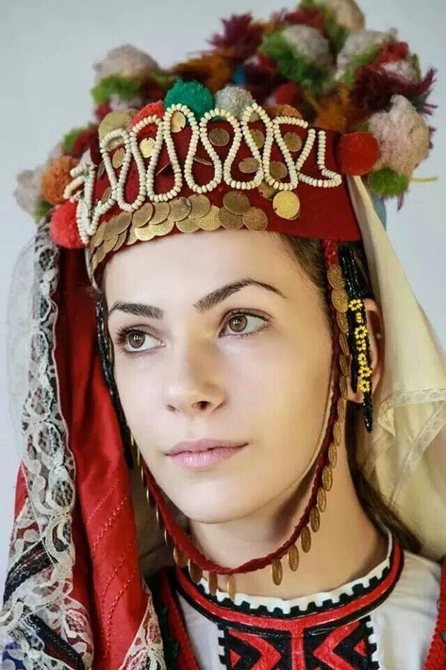 Cute Bulgarian Girl with black hair. | Girls with black ...  |Bulgarian Hair Fashion