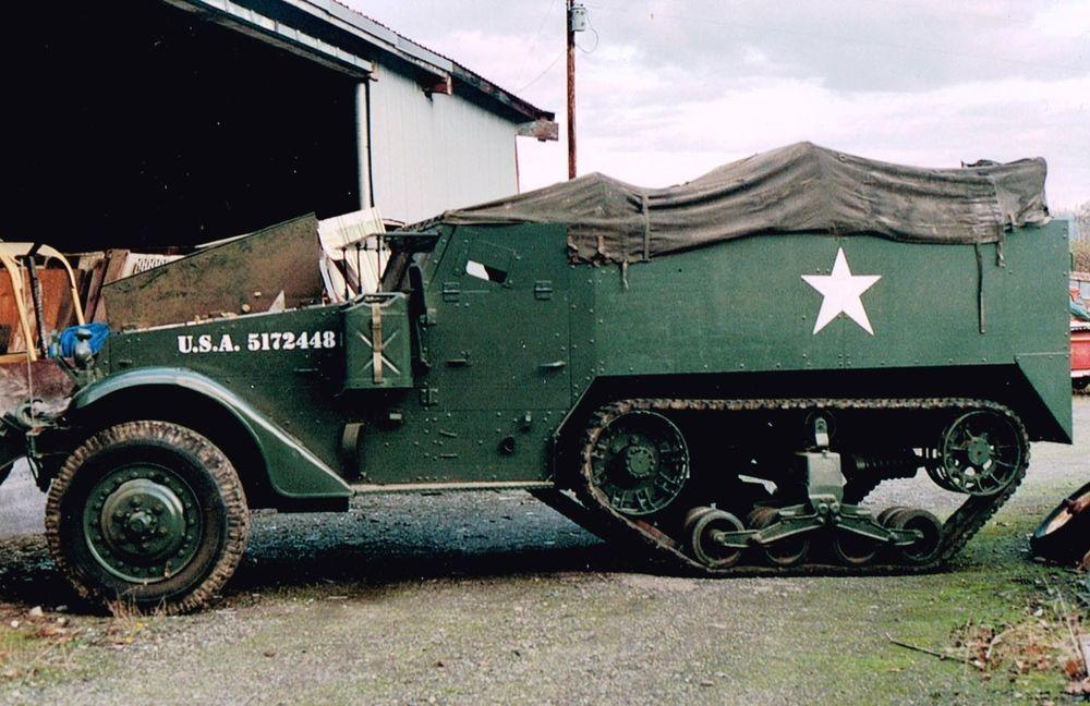 1941 M16 HALFTRACK