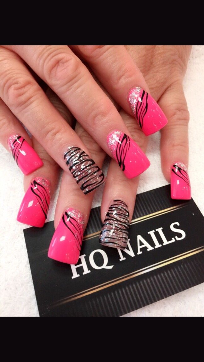 How About Flare Tip Nails Today Cute Nail Art Design For Duck Feet