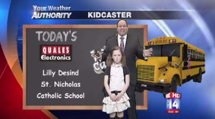 Kidcaster 4.2.14 - Presented by Quale's Electronics lilly