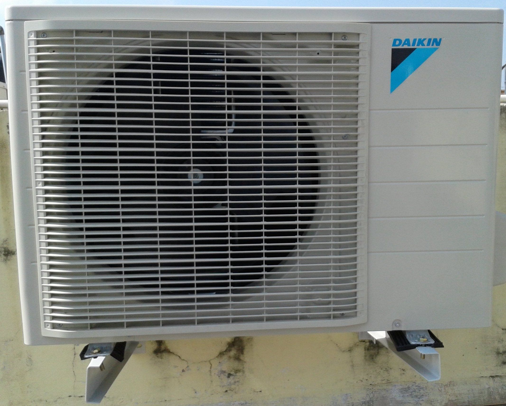 Air conditioning fan noisy? Maybe it's time. Air