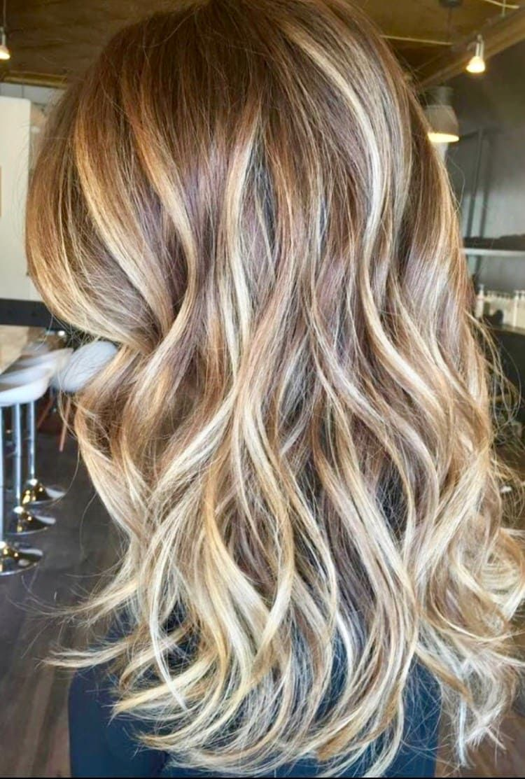 Natural hair growth rejuvenating treatment in hair color