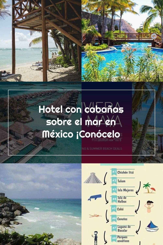 Hotel Con Cabanas Sobre El Mar En Mexico Conocelo Riviera Maya Riviera Screenshots