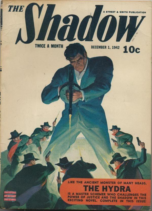 Shadow Magazine Vol 1 #259 December, 1942