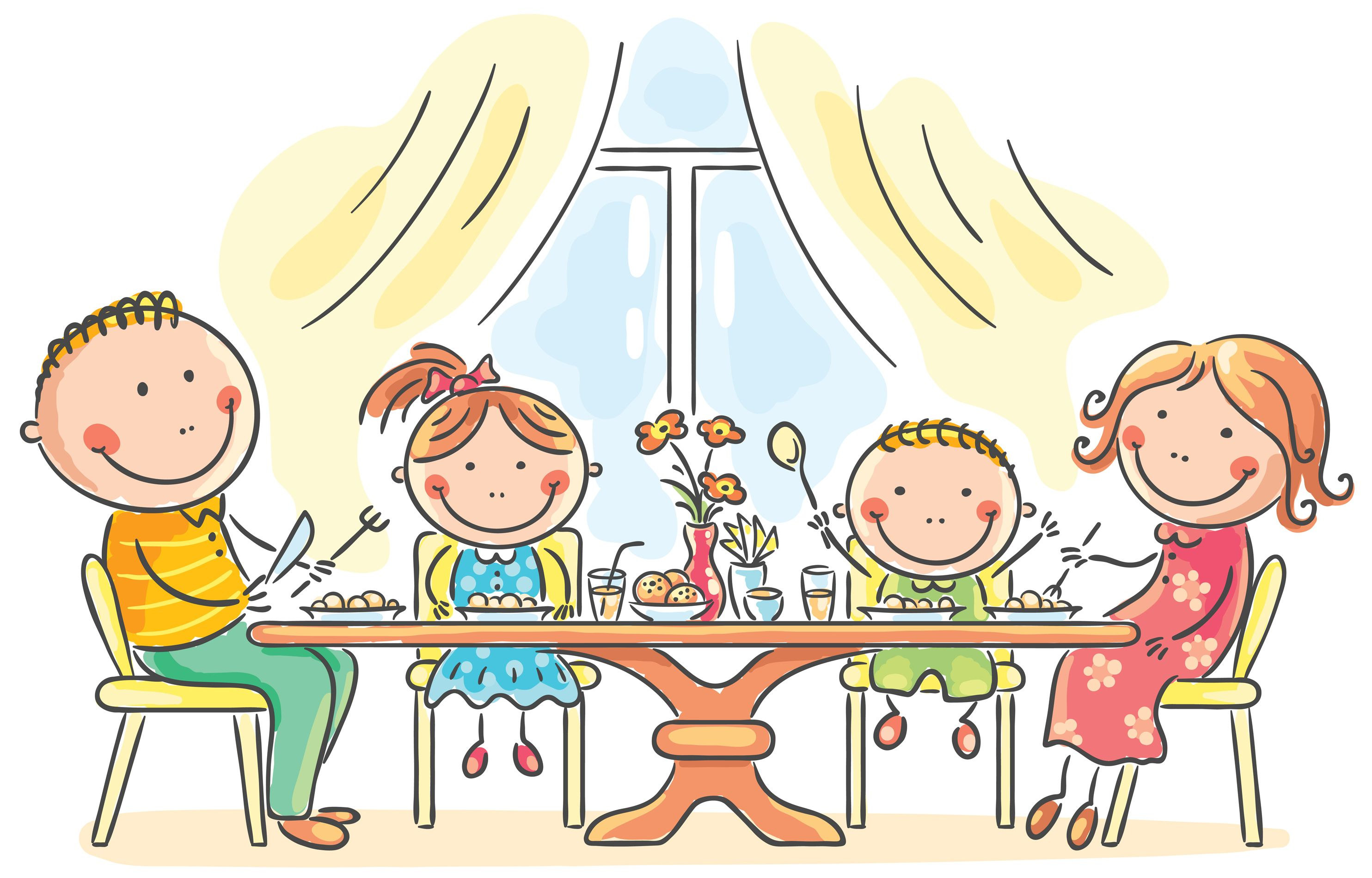 10 Family Dinner Rules 1 Have A Set Time 2 Everyone Comes To The Table At The Same Time Whether They Prayers For Children Mealtime Prayers Family Mealtime