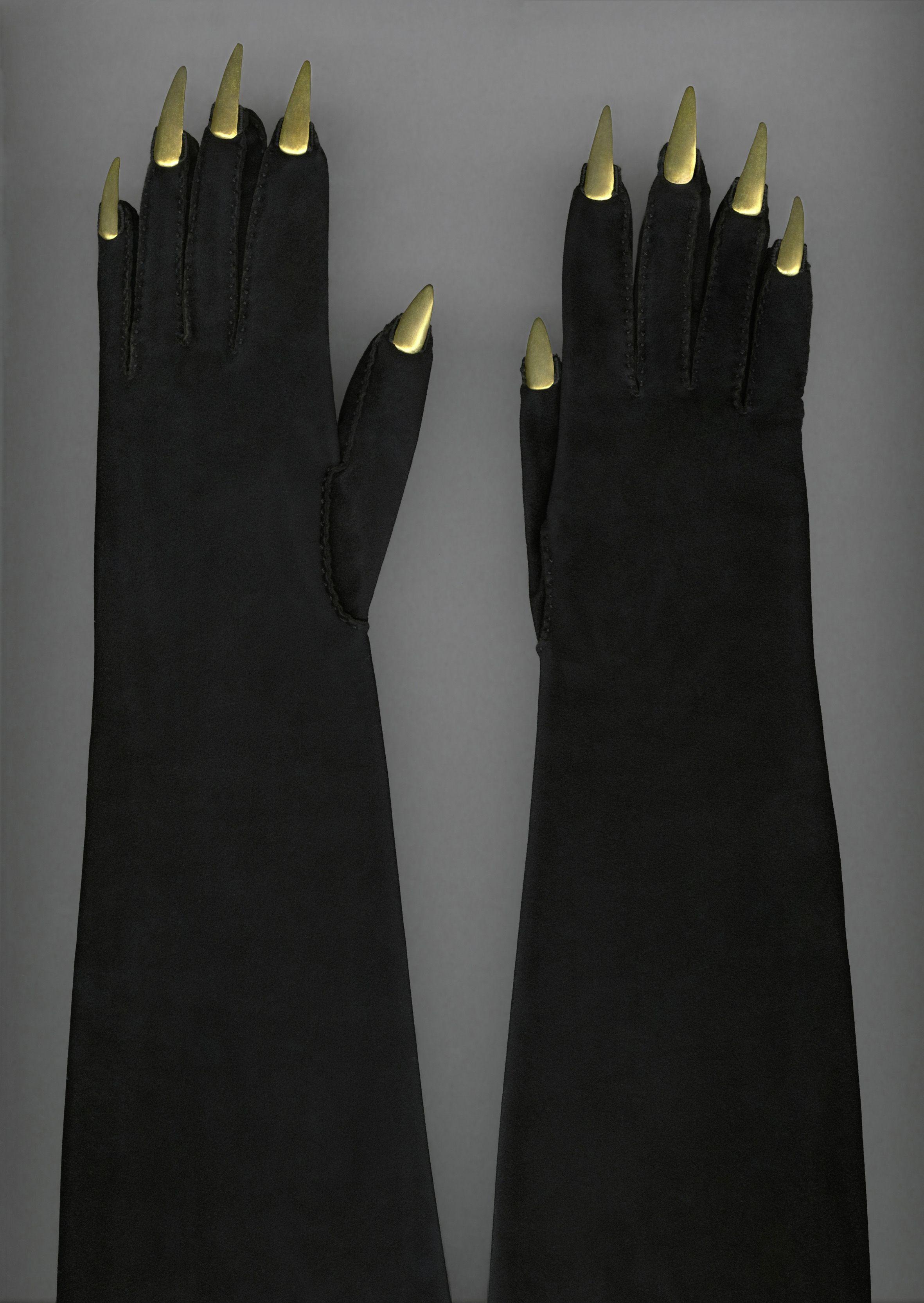 Anais Reboux Nude elsa schiaparelli, evening gloves, 1936 copyright